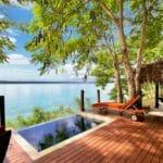 waterfront villa havannah resort